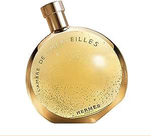 L'Ambere Des Mervelles by Hermes for Women - Eau de Parfum, 100ml