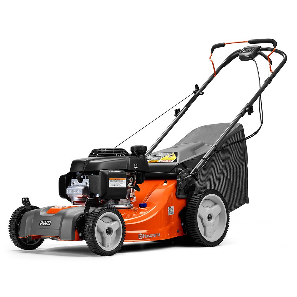 Amazon.com: Husqvarna LC221RH, 21 in. 160cc Honda Walk Behind  Self-Propelled Mower: Garden & Outdoor