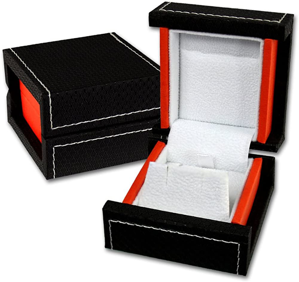 Joyero para pendientes, pulsera, joyería caja 60 x 60 x 40 mm ...