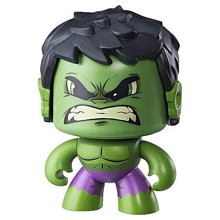 MODELSS Marvel - Miracle - Modelo de Juguete Hulk Face ...
