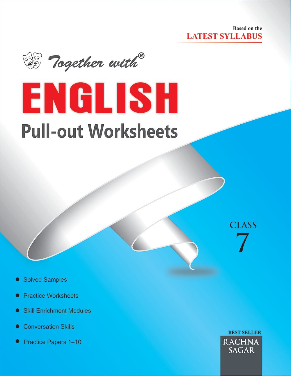 Together With English Pullout Worksheets - 7: Amazon.in: Rachna ...
