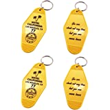Amazon.com: Hotel California Keychain - 🎶 Cool Wind In My ...