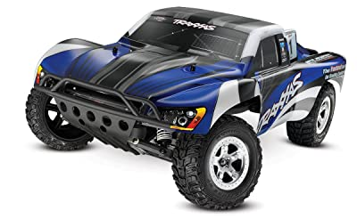 Traxxas 1/10 Slash 2WD RTR with 2.4GHz Radio - best gifts for 8 year old boys