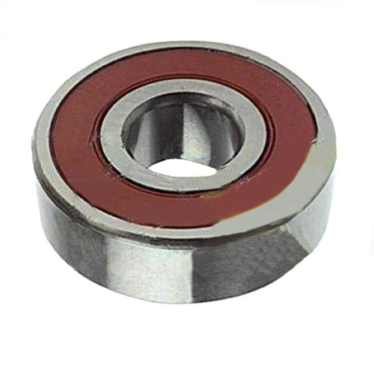 Electrical Roller Bearing Fit Hitachi Mitsubishi 15mm X 42mm X 13mm 6302-2rs