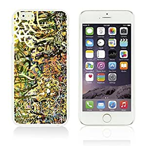 OnlineBestDigitalTM - Funny Pattern Hardback Case for Apple iPhone 6 Plus (5.5 inch) Smartphone - Wall Graffiti Paint Typography