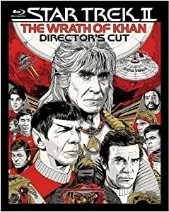 Star Trek II:  The Wrath of Khan [Director's Cut] [Blu-ray]
