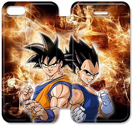 Coque iPhone 5 5S Coque Cuir, Klreng Walatina® PU Cuir de portefeuille Coque de protection pour Coque iPhone 5 5S Design By Anime Y8G4Dh