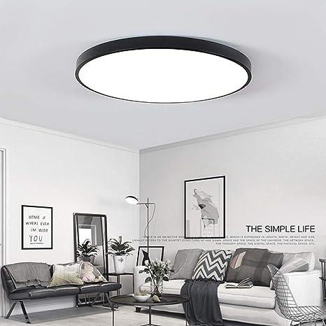 Oficina Lámpara de techo LED Lámpara de techo Redondo ...