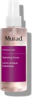 product image for Murad Hydration Hydrating Toner - Alcohol-Free Facial Toner Replenishes Moisture - Clarifying Toner Mist, 6 Fl Oz (Packaging May Vary)