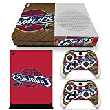 GoldenDeal Xbox One S Console and Wireless Controller Skin Set – Basketball NBA – XboxOne S Vinyl