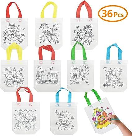 Amazon.com: SIBOSEN - 36 bolsas de regalo para fiestas de ...