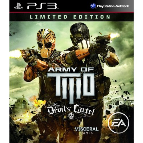 Army of Two: The Devils Cartel Overkill Edition (PS3) (USK ...