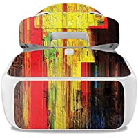 Skin For DJI Goggles – Painted Wood | MightySkins Protective, Durable, and Unique Vinyl Decal wrap cover | Easy To Apply, Remove, and Change Styles | Made in the USA
