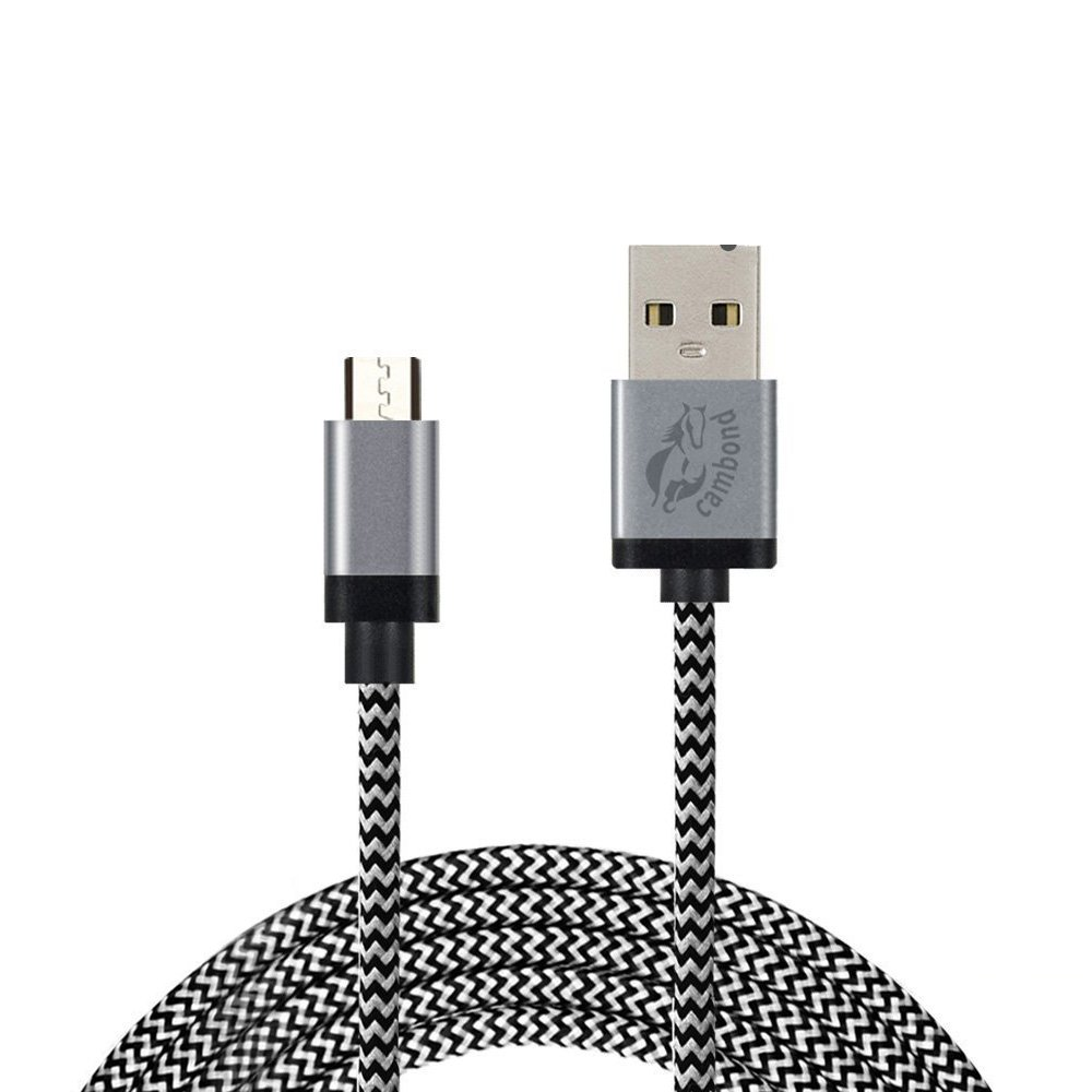 6.6ft Micro USB Cable