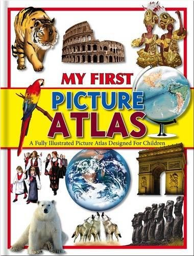 Download My First Picture Atlas (128pp Omnibus) PDF