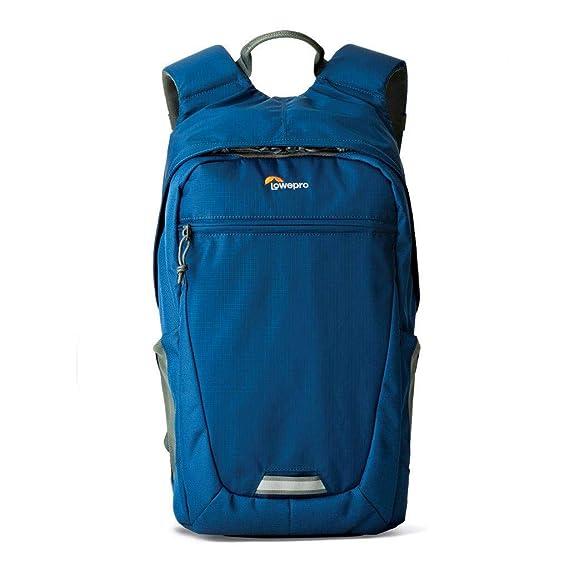 Lowepro Hatchback BP 150 AW II DSLR Camera Backpack Case  Blue  Bags,Cases   Sleeves