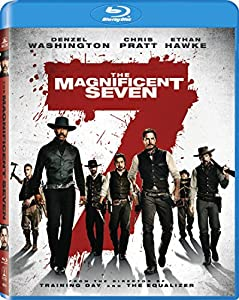 Cover Image for 'The Magnificent Seven'