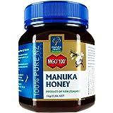 Manuka Health 蜜纽康 MGO100+麦卢卡蜂蜜1000g(新西兰进口)