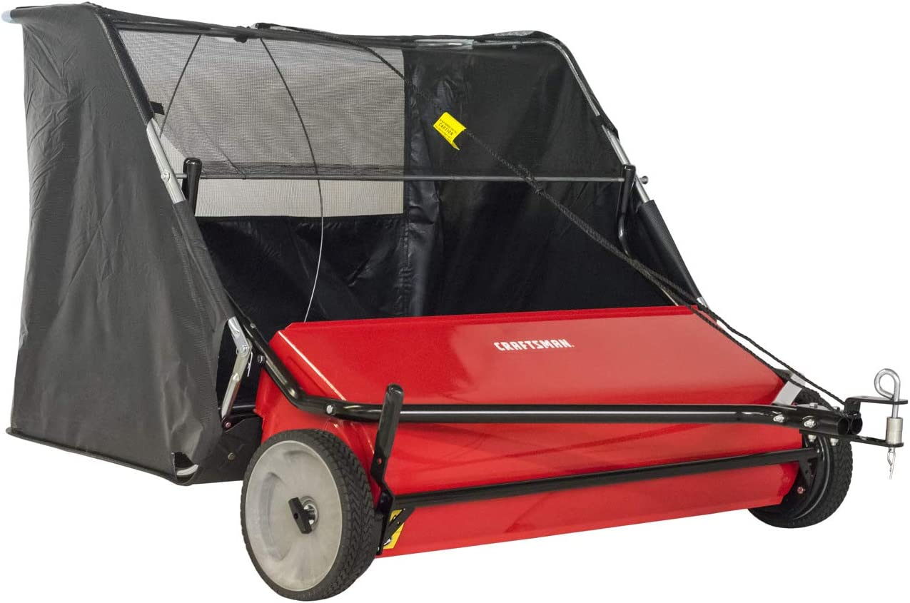 Craftsman Hi-Speed Tow Lawn Sweeper