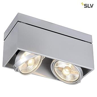 SLV LED Lámpara de techo karda Mod para una iluminación ...