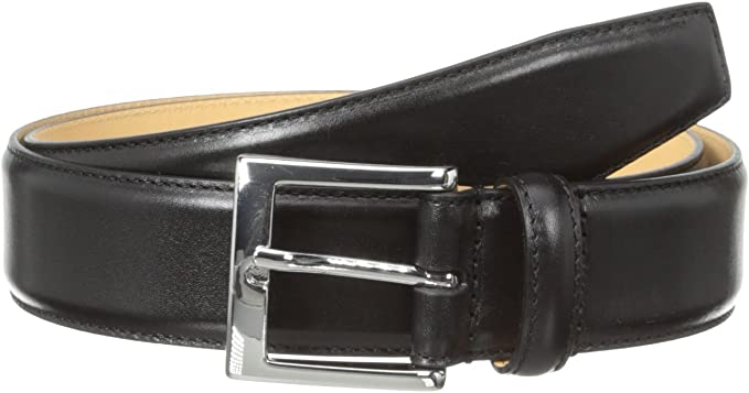 Faconnable Mens Calf Leather Belt