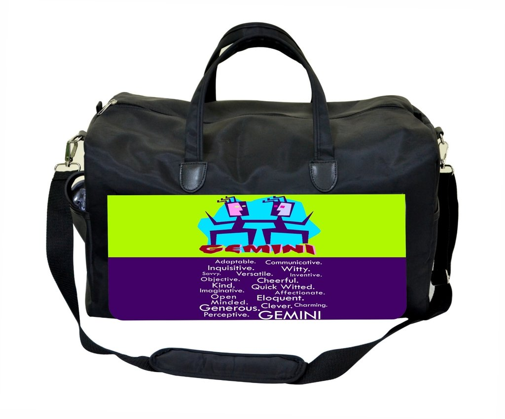 Zodiac Gemini Traits Therapist Bag