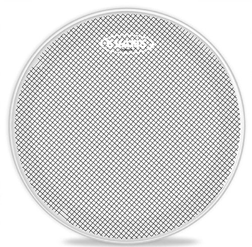 Evans Hybrid Series Marching Snare Side Drum Head, 14 Inch (Renewed) (Snare Hybrid)