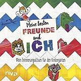 Meine besten Freunde und ich: Das Erinnerungsalbum für den Kindergarten