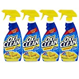 OxiClean Liquid Stain Remover, 21.5 oz, 4-Pack