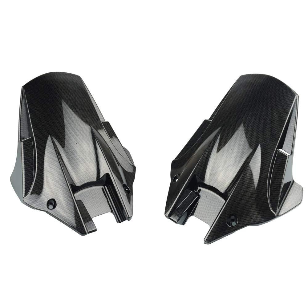 Carbon Look Rear Wheel Hugger Fender Mudguard Mud Splash Guard Splashguard Fairing Tire Cover For Honda CBR1000RR CBR 1000 RR CBR1000 RR 2008 2009 2010 2011 2012 2013 2014