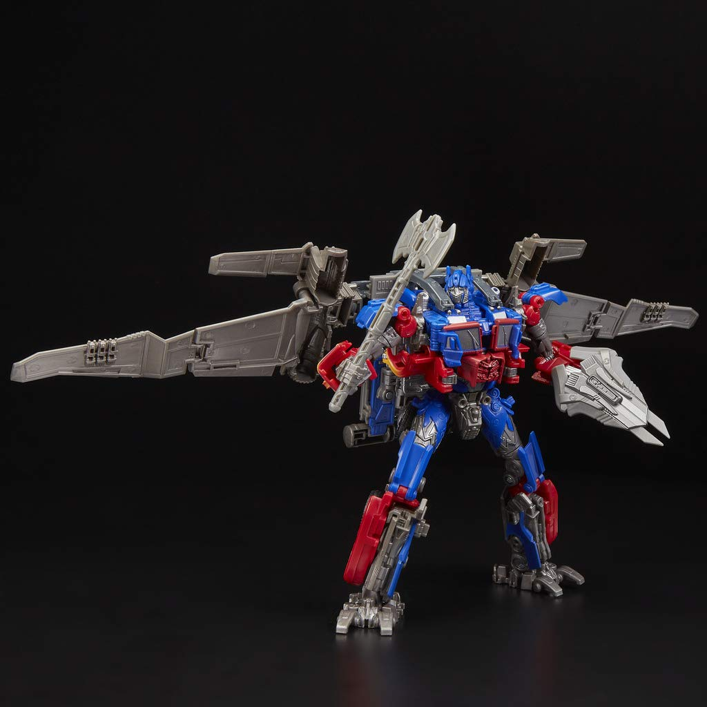 Clase Leader Multicolor Hasbro E4522ES0 Transformers- Optimus Prime