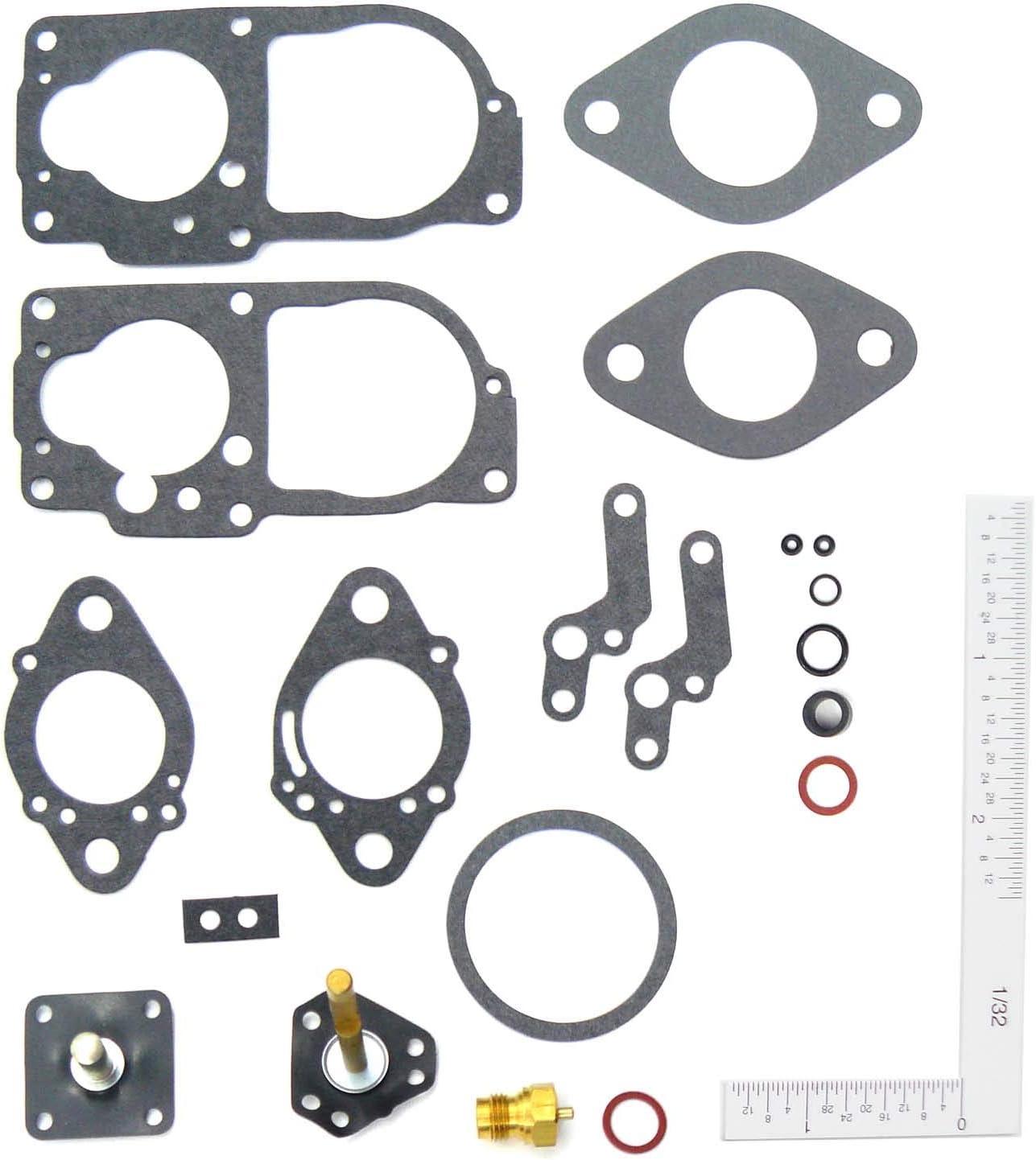Walker Products 15552A Carburetor Rebuild Kit