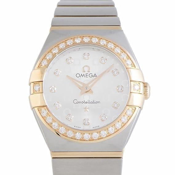 Omega constelación cuarzo mujer reloj 123.25.24.60.52.001 (Certificado) de segunda mano