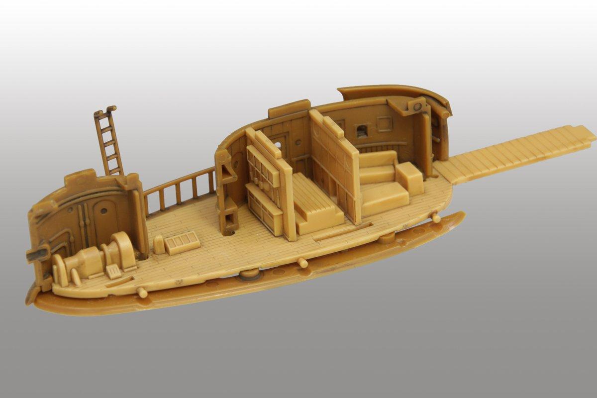 Amazon.com: Castle in the Sky FG8 Tiger Moth non-scale plastic model ...