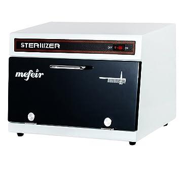 Amazon.com: mefeir esterilizador UV de salón clóset, mesa ...