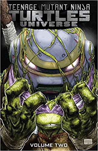 Teenage Mutant Ninja Turtles Universe, Vol. 2: The New ...