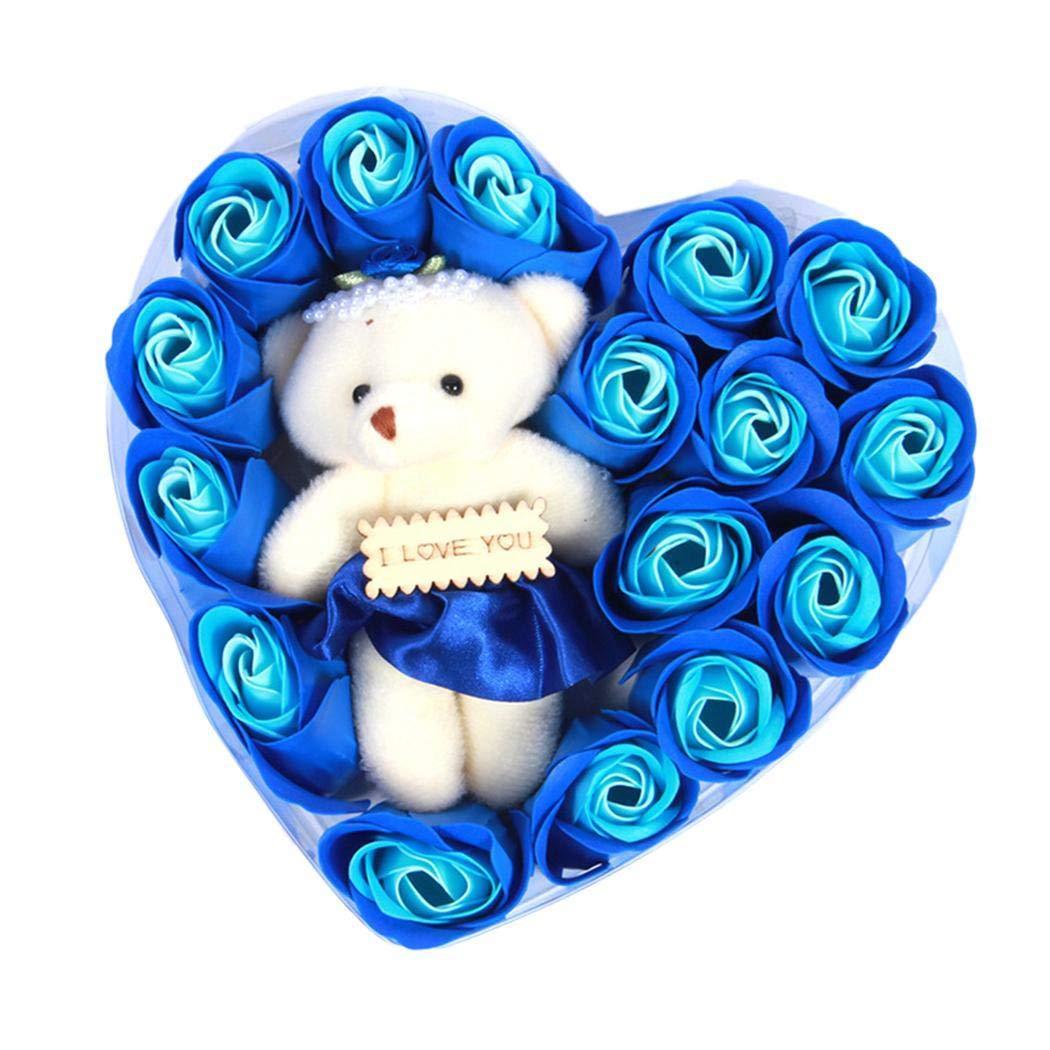 sapone e orsetto regalo san valentino