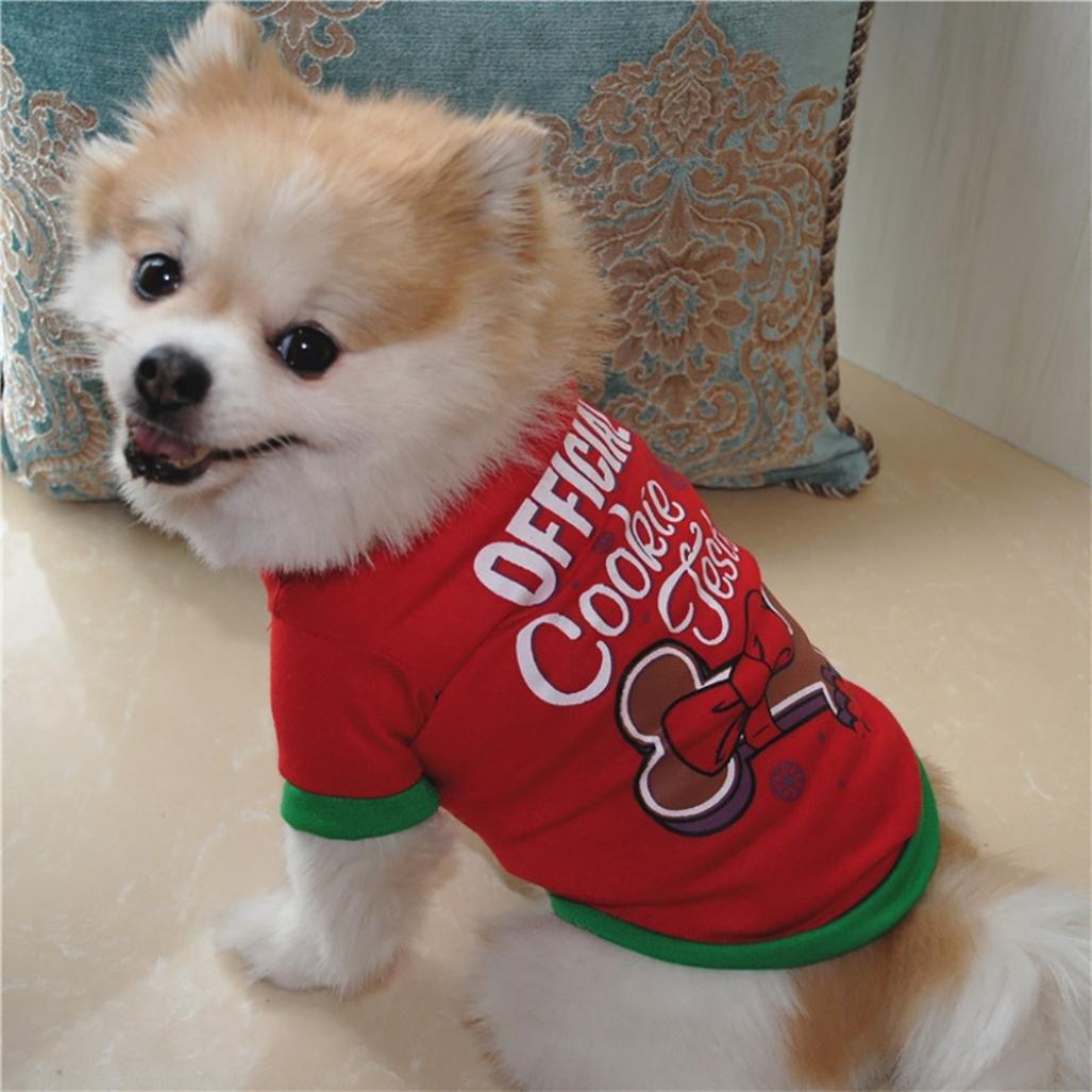0fa3beb2 Amazon.com : Mikey Store Pet Dog T Shirts, Halloween Pet T Shirts Clothing  Small Puppy Costume : Pet Supplies
