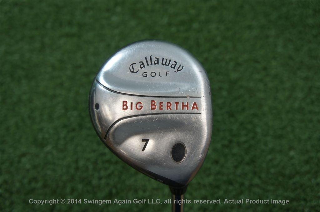 Callaway Big Bertha 2004 para diestros Fairway Madera Acero ...