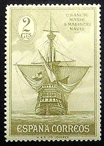C. Sancte Marie S Magistri navegadores GPS – Hecha a mano de barco con marco sello de correos Art 20776 AM: Amazon.es: Hogar