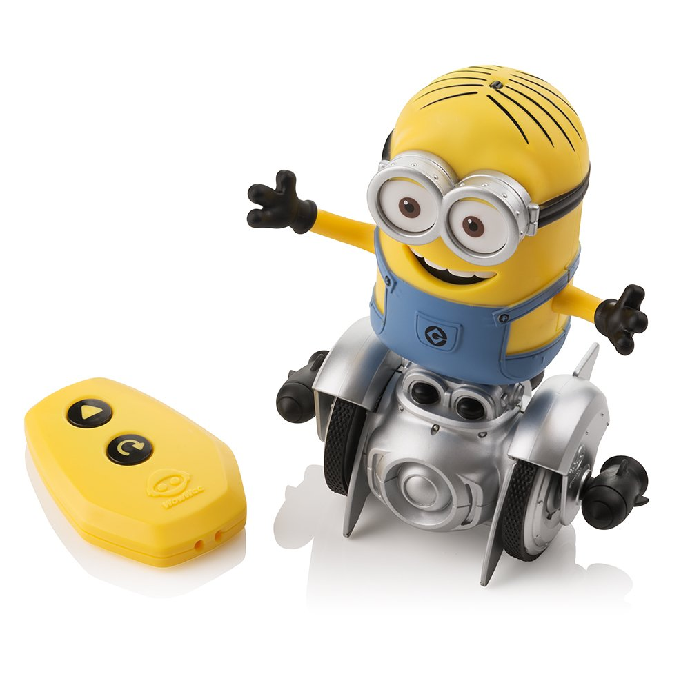 WowWee Mini Minion MiP Turbo Dave - Miniature Remote-Controlled Robot Toy by WowWee (Image #7)