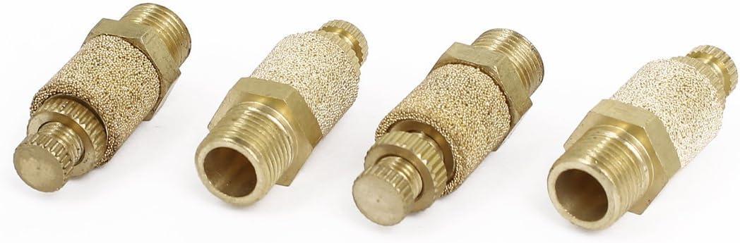 Pneumatik Luft Schalldämpfer Silencer Pneumatikventile Messing