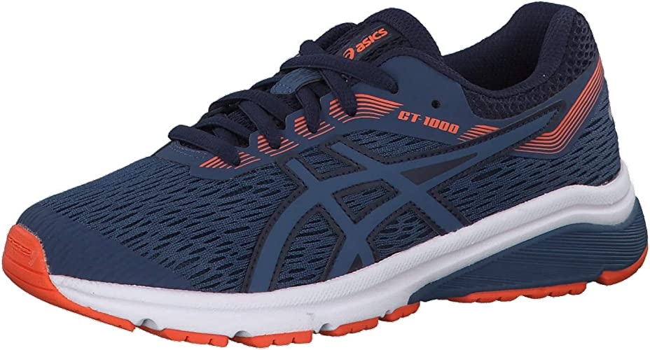 lento Clan Favor  ASICS Unisex's Gt-1000 7 Gs Training Shoes: Amazon.co.uk: Shoes & Bags