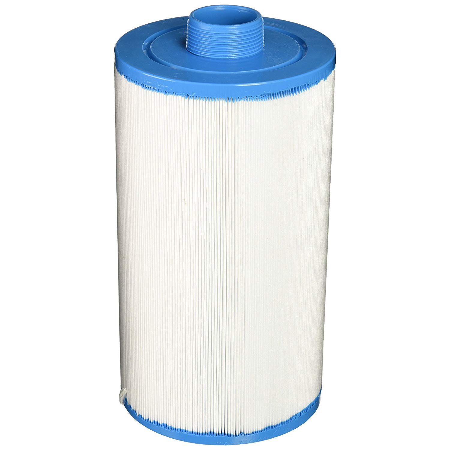 Smart Spa HSAK-4031-2 2 Pack-Hot Springs Freeflow Spa Replacement Filter-303279 White and Blue