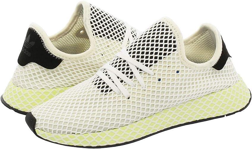Adidas DEERUPT RUNNER CHALK WHITE/CORE