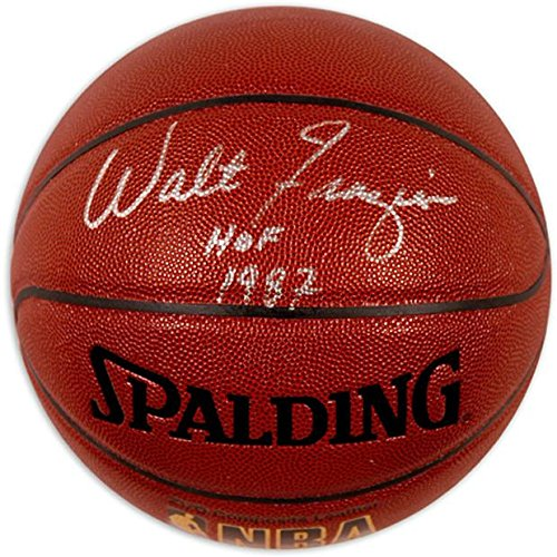 Walt Frazier Autographed Basketball - 4