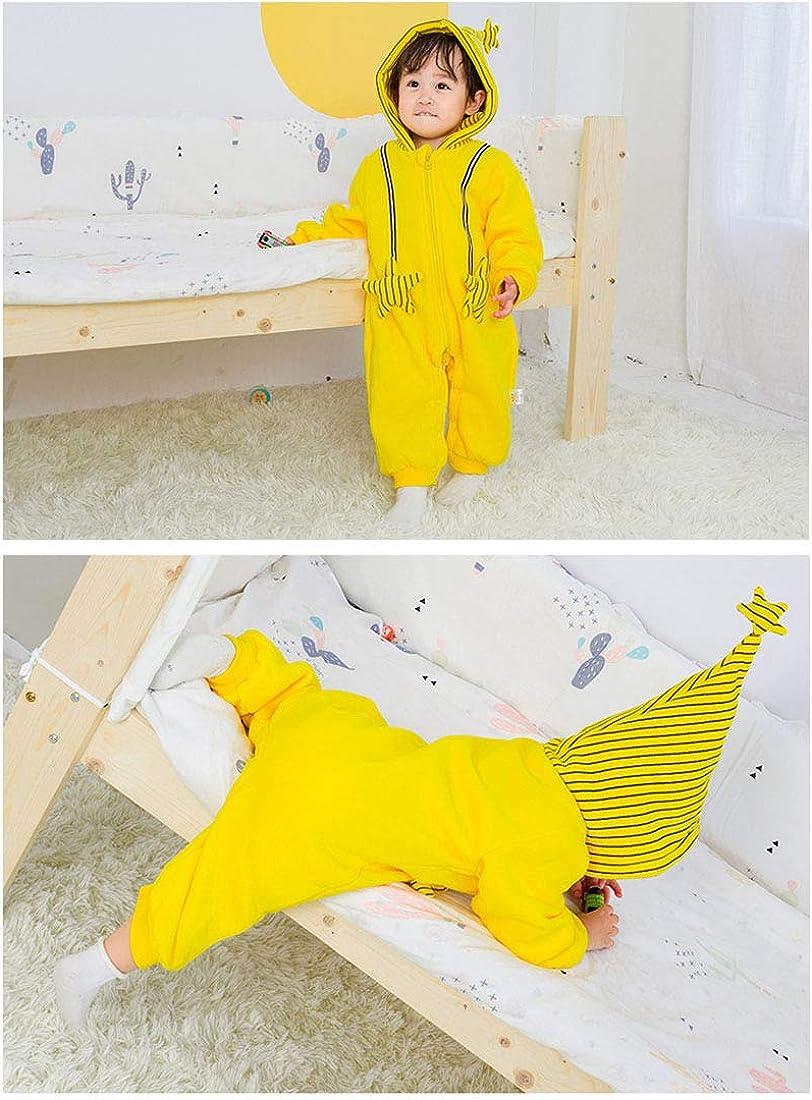 DorkasDE Baby Strampler Neugeborene Kleinkinder Strampleranzug Overall Cartoon Jumpsuit Babykleidung mit Samtfutter