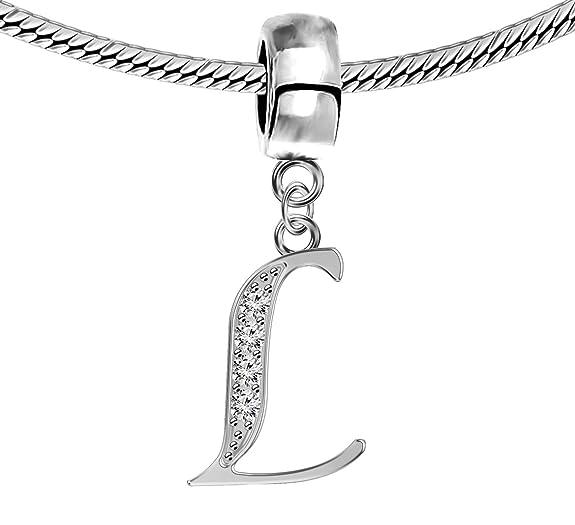 41 opinioni per BodyTrend- Ciondolo in argento per gioielli Pandora, regalo di Natale ideale-