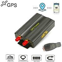 Localizador GPS Rastreador GPS Coche GPS Tracker Dispositivo de Rastreo de Vehículos GPS SMS GPRS Sistema de Seguimiento…