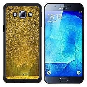 Cubierta protectora del caso de Shell Plástico || Samsung Galaxy A8 ( A8000 ) || Nubes coloridas @XPTECH